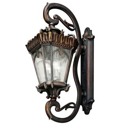 Kichler Lighting 9360LD Tournai - Four Light Outdoor Wall Mount