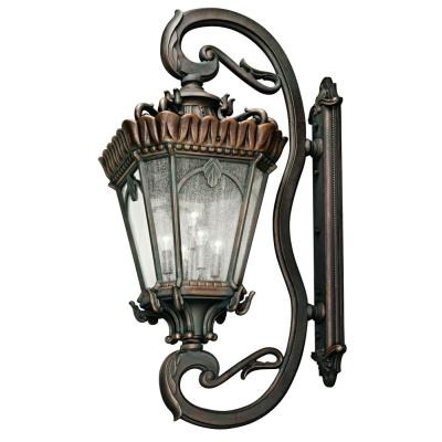 Kichler Lighting 9362LD Tournai - Five Light Outdoor Wall Mount