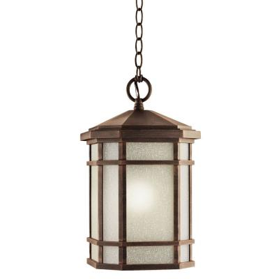 Kichler Lighting 9511PR Cameron - One Light Outdoor Pendant