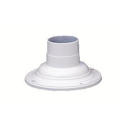 "Kichler Lighting 9530WH Accessory - 4"" Pedestal"