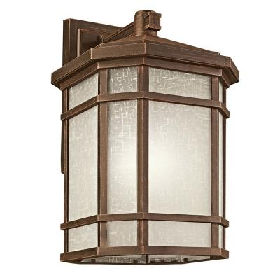Kichler Lighting 9721PR Cameron - One Light Outdoor Wall Mount
