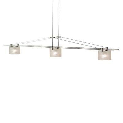LBL Lighting HS1861 Baybridge - Three Light Chandelier