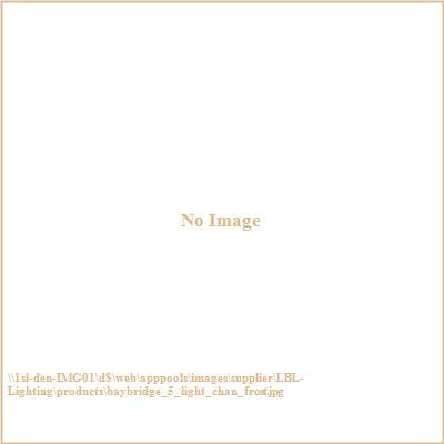 LBL Lighting HS1881 Baybridge - Five Light Chandelier
