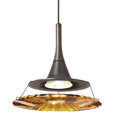LBL Lighting HS337-MR2 Dimensions - 2-Circuit Monorail Low-voltage Pendant
