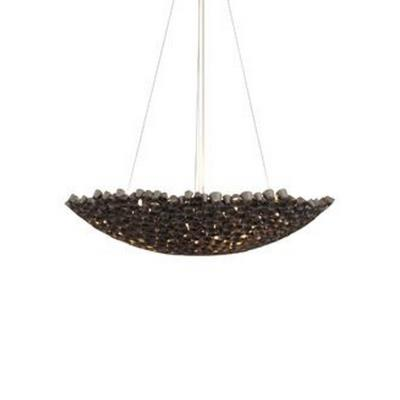 LBL Lighting LF676 Miss Charlie - Four Light Suspension