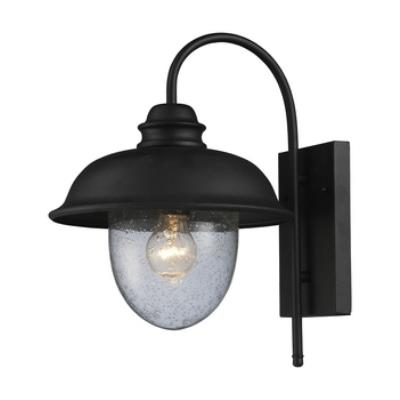 Elk Lighting 62000-1 Streetside Cafe - One Light Outdoor Wall Mount