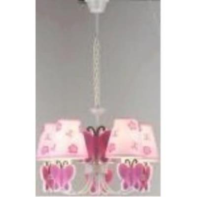 Lite Source IK-1003 Five Light Butterfly Chandelier