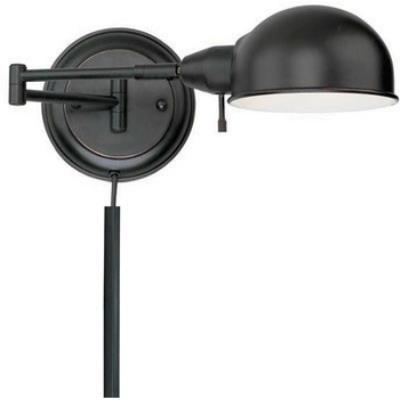 "Lite Source LS - 16753 Rizzo - 23.5"" Swing Arm Wall Lamp"