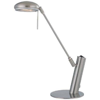 Lite Source LS-21185PS Halogen Desk Lamp
