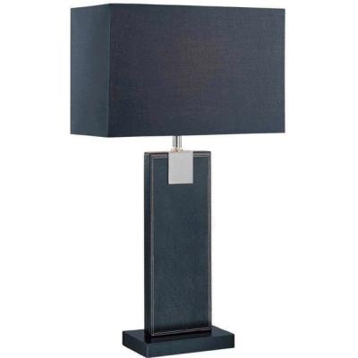 Lite Source LS-21282BLK/BLK Remigio - Table Lamp