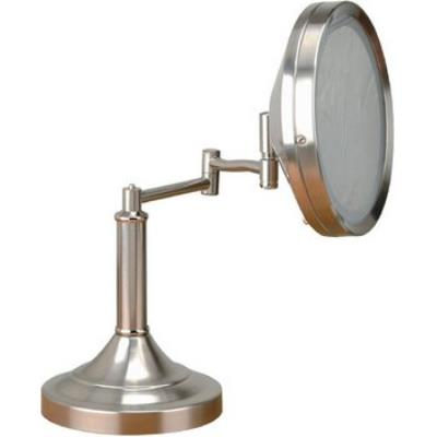 Lite Source LS-3495PS Vogue - Mirror Table Lamp