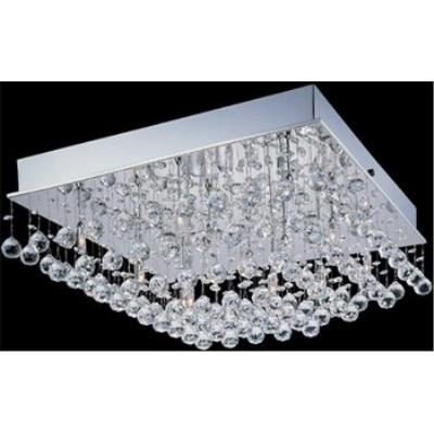 Lite Source LS-5580 Egypt Crystall Flush Mount