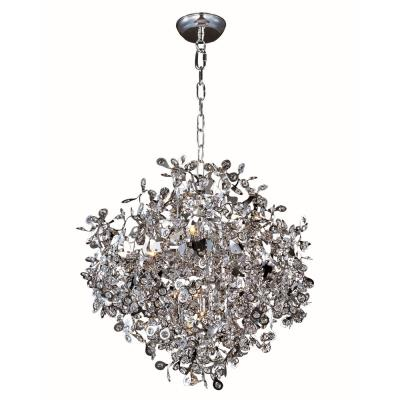 Maxim Lighting 24205BCPC Comet - Ten Light Chandelier