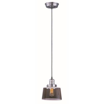 Maxim Lighting 25029MSKSN Mini Hi-Bay - One Light Pendant