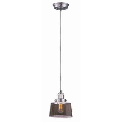 Maxim Lighting 25029MSKSN Mini Hi-Bay - One Light Pendant