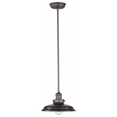Maxim Lighting 25042BZ Mini Hi-Bay - One Light Pendant