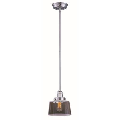 Maxim Lighting 25049MSKSN Mini Hi-Bay - One Light Pendant