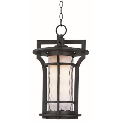 Maxim Lighting 30488WGBO Oakville - One Light Outdoor Hanging Lantern