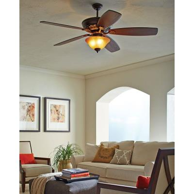 Monte Carlo Fans 5SI 5-blade Ceiling Fan, (Blades Sold Separate)