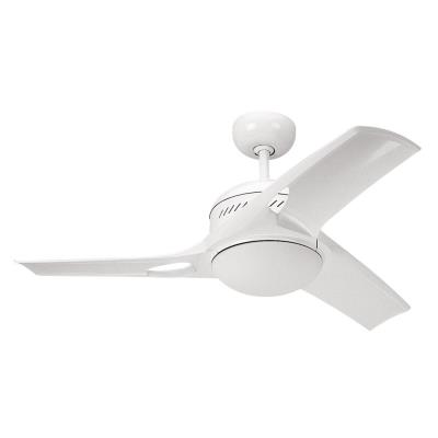 "Monte Carlo Fans 3MTR38WHO-L Mach Two -38"" Ceiling Fan"