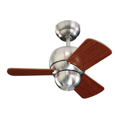 "Monte Carlo Fans 3TF24BS Micro -24"" Ceiling Fan"