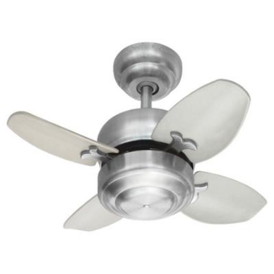 "Monte Carlo Fans 4MC20BS Mini 20 -20"" Ceiling Fan"