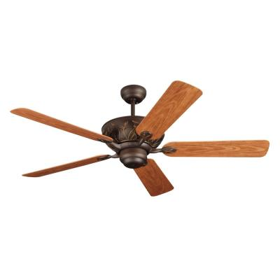 "Monte Carlo Fans 5BY52RB Bayshore -52"" Outdoor Ceiling Fan"