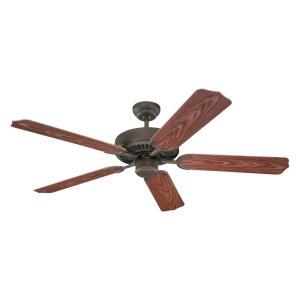 "Weatherford -52"" Outdoor Ceiling Fan"