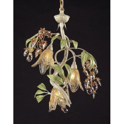 Elk Lighting 86051 Huarco Collection Pendant