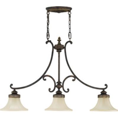 Feiss F2218/3WAL Drawing Room CollectionChandelier - Billiard