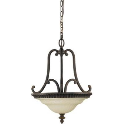 Feiss F2223/2WAL Drawing Room CollectionPendant - Up Duo