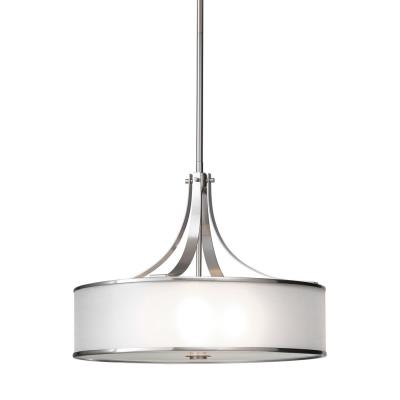 Feiss F2343/4BS Casual Luxury - Four Light Pendant