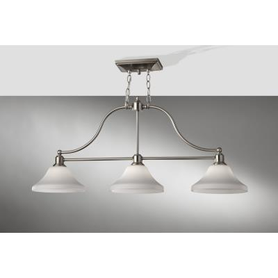 Feiss F2779/3BS Cumberland - Three Light Chandelier