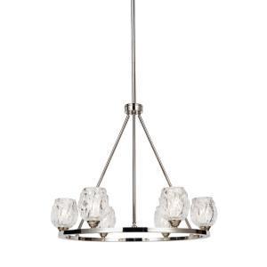 Rubin - Six Light Chandelier