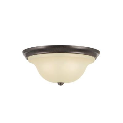 Feiss FM250GBZ Vista - One Light Flush Mount