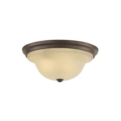 Feiss FM252CB Vista - Three Light Flush Mount