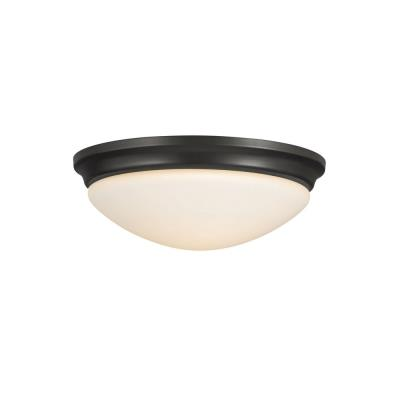 Feiss FM272ORB Barrington - Two Light Flush Mount