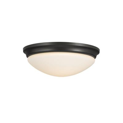 Feiss FM273ORB Barrington - Three Light Flush Mount