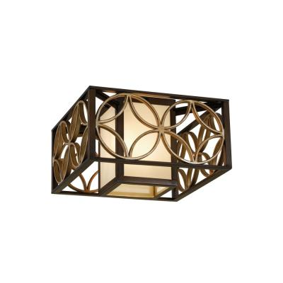 Feiss FM330 Remy - Two Light Flush Mount