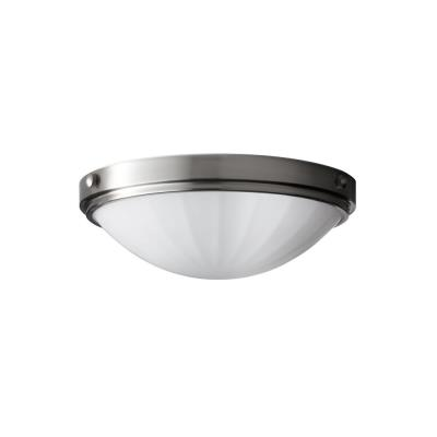 Feiss FM352BS Perry - Two Light Flush Mount