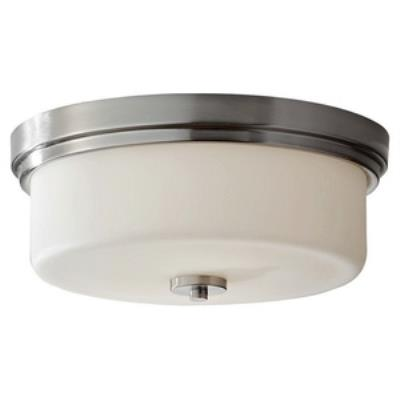Feiss FM370BS Kincaid - Two Light Flush Mount