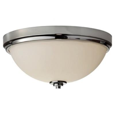 Feiss FM372PN Malibu - Two Light Flush Mount