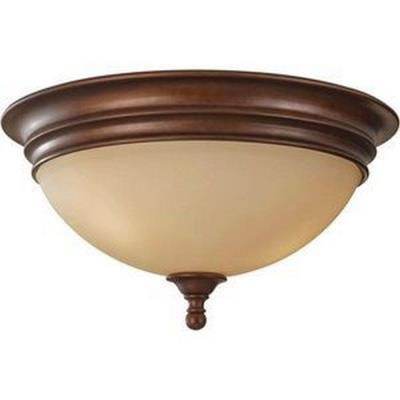Feiss FM375PRBZ Yorktown Heights - Three Light Flushmount