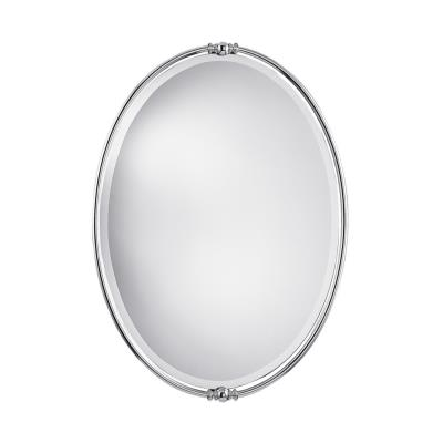 Feiss MR1044PN Beveled Mirror