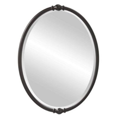 "Feiss MR1119ORB Jackie - 24"" Oval Mirror"