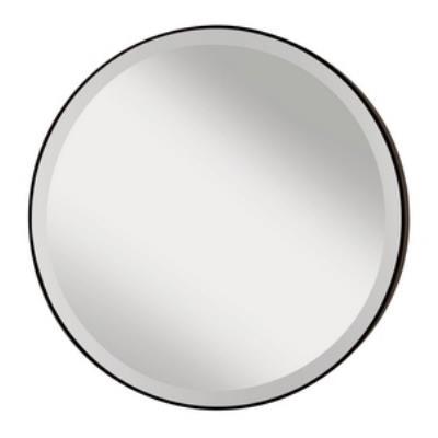 "Feiss MR1127ORB Johnson - 28"" Mirror"
