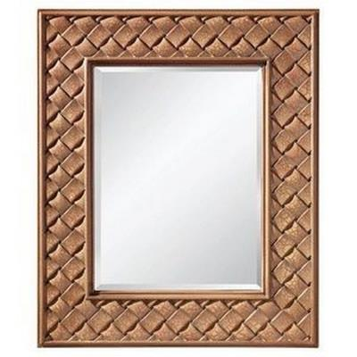 "Feiss MR1169BCC Crisfield - 30"" Square Mirror"