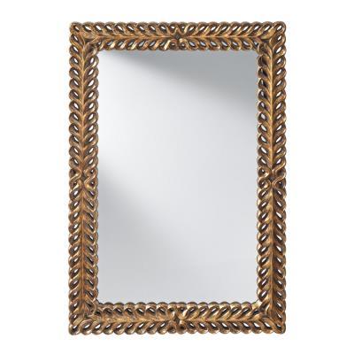"Feiss MR1229BGD Levant - 32"" Mirror"