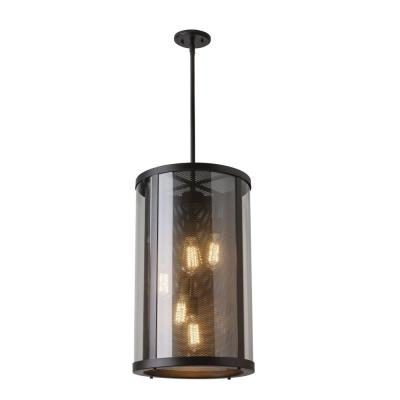 Feiss OL12014 Bluffton - Five Light Outdoor Hanging Lantern