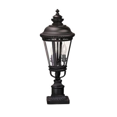 Feiss OL1907BK Pier/Post Lantern